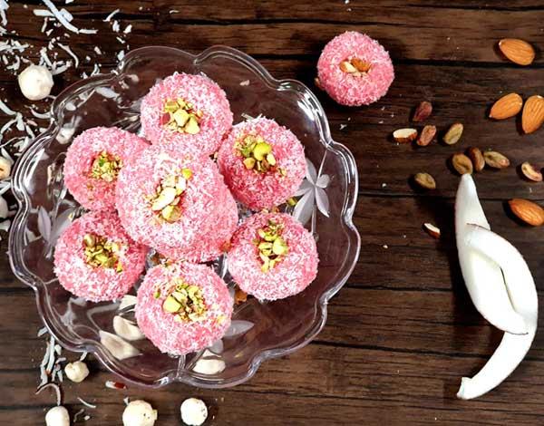 Cocnut Bites